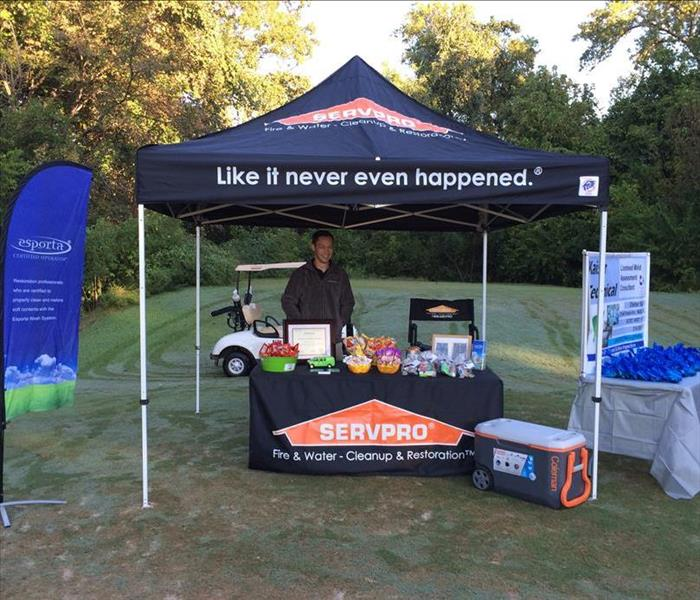 2016 SERVPRO/American Red Cross Golf Tournament