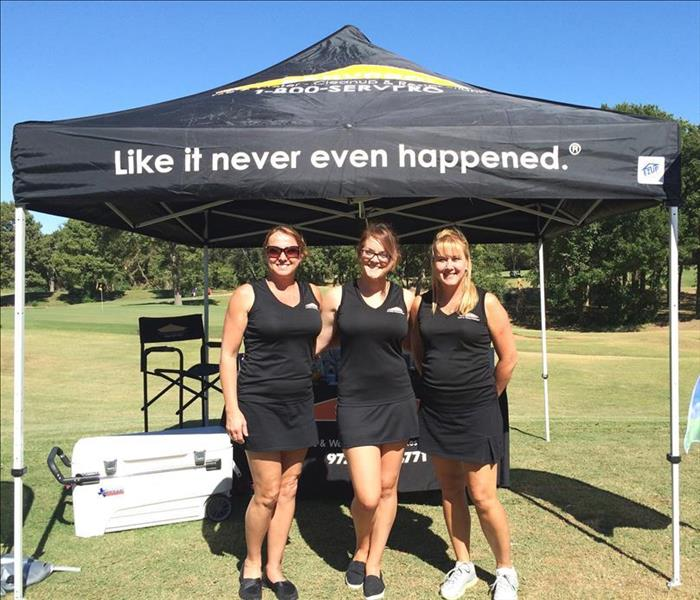 2015 SERVPRO Charity Golf Tournament