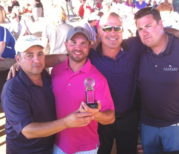 2014 SERVPRO Charity Golf Tournament: 3rd Place Winner