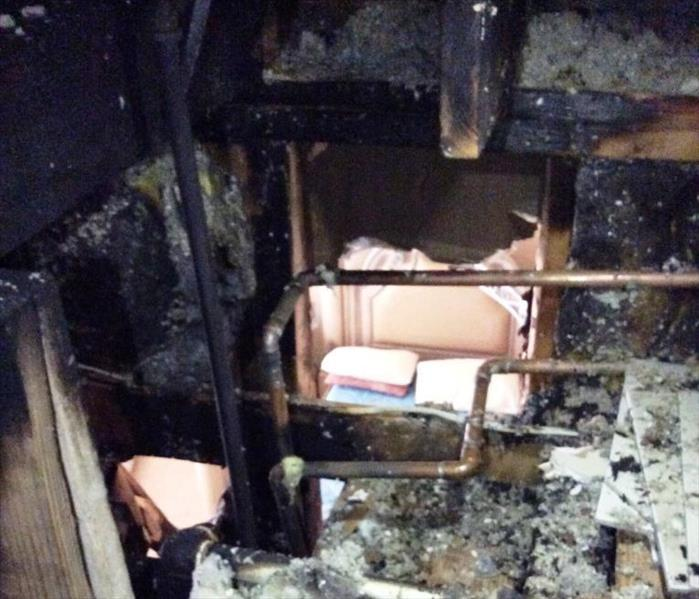 Improperly Installed Chimney Causes Residential Fire in Highland Village, Tx.