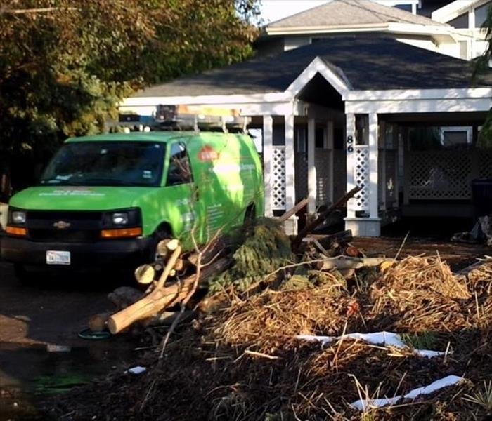 Hurricane Sandy and SERVPRO of Flower Mound