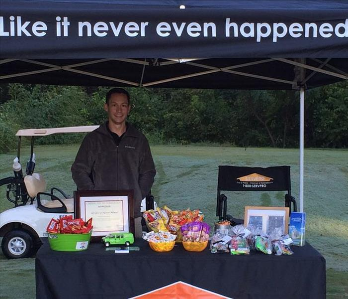 SERVPRO raises $12K for American Red Cross at Annual Golf Tournament