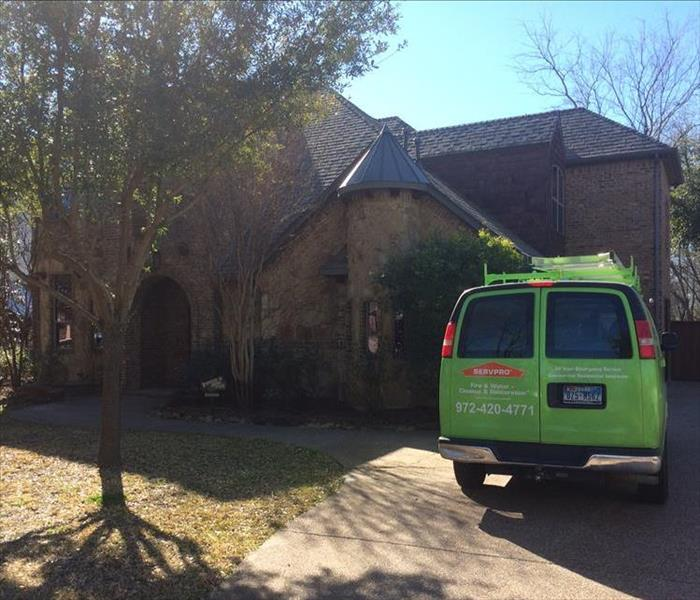 SERVPRO of Flower Mound is Here To Help