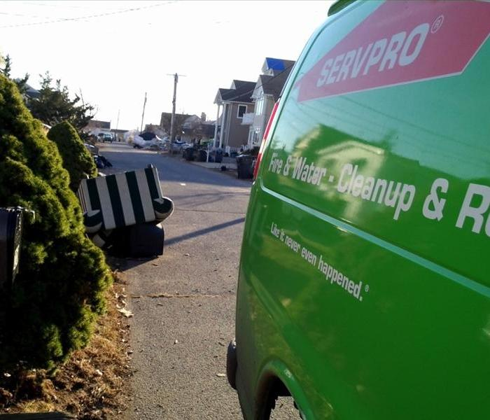 Hurricane Sandy and SERVPRO of Flower Mound, TX